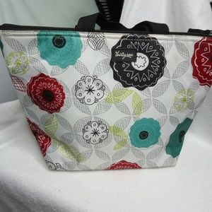 Thirty-one Organic Poppy Design Lunch Tote